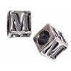 SS.925 Alpha Cubes M 5.1x5.1mm